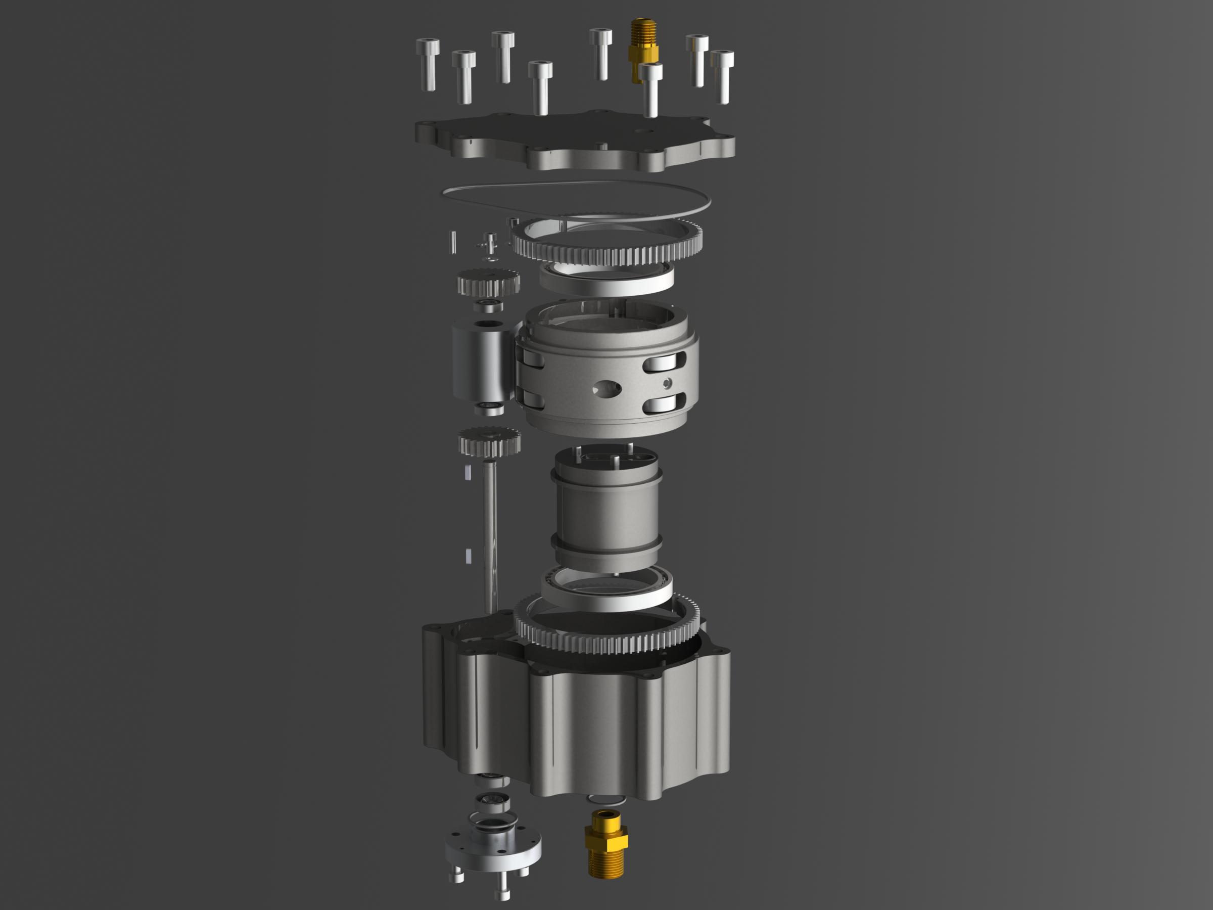 SICT-SA Nestle Compressor